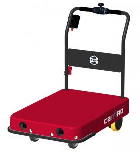 【新製品・自動運転】ZMP、物流支援ロボットCarriRo、自動運転技術を応用した無人搬送機能搭載
