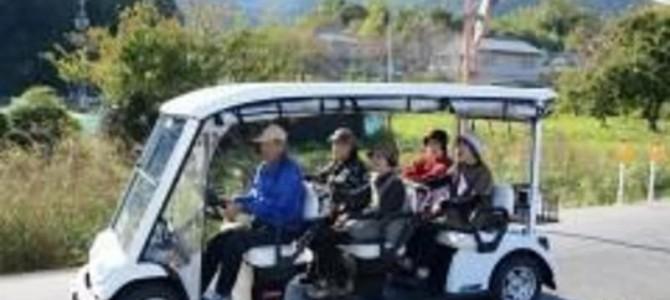 【施策】備前市が小型電気自動車実証試験 過疎地の高齢者送迎などに導入へ