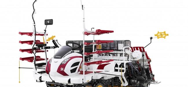 【新製品・自動運転】高精度の自動運転を実現した密苗田植機「YR8D オート仕様」を発売
