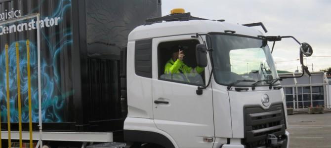 【企業・自動運転】【UDトラックス体験】自動運転の普及は商用車の方が早い!? その理由とは?