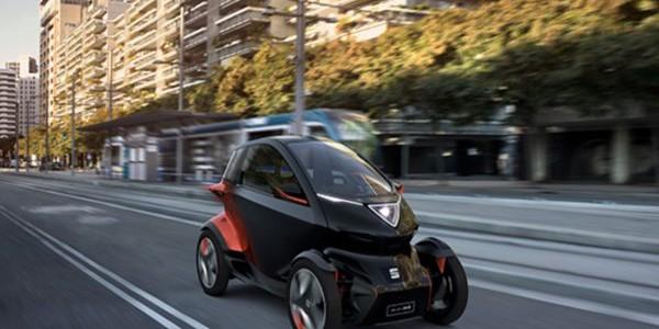 【話題・新製品・超小型EV】都市部のカーシェアリングに最適! 超小型モビリティ「Minimó」は5G対応