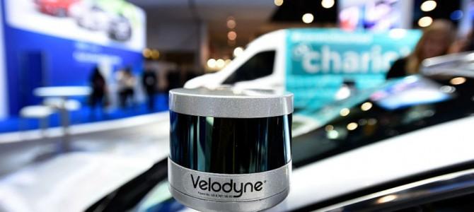 【企業・自動運転】LiDARの世界最大手「ベロダイン」がADASセンサー市場に参入