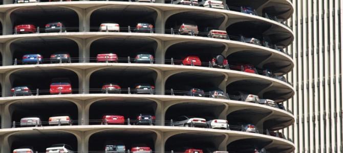 【話題・自動運転】無人運転車の大量配備の時代に備える駐車場アプリSpotHero