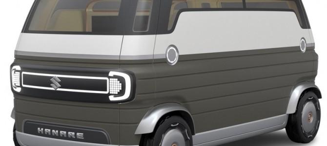 【話題・自動運転】運転以外の楽しさを提案するスズキ『ハナレ』…東京モーターショー2019展示予定
