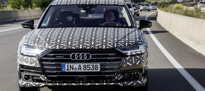 【市場・自動運転】自動運転、半数以上が「実際に試してみたい」 アウディの調査