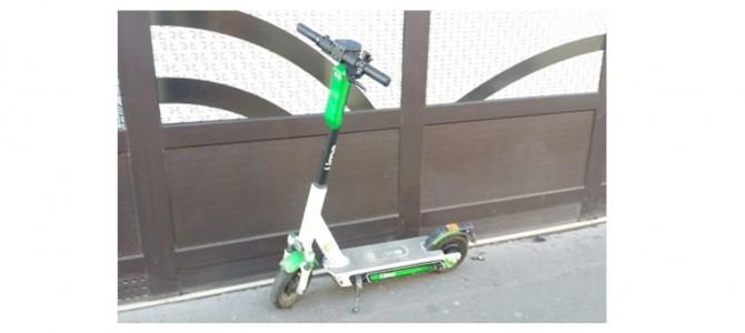 【話題】高齢の人もスイスイ移動!日本でも広がるか?街中電動キックボード