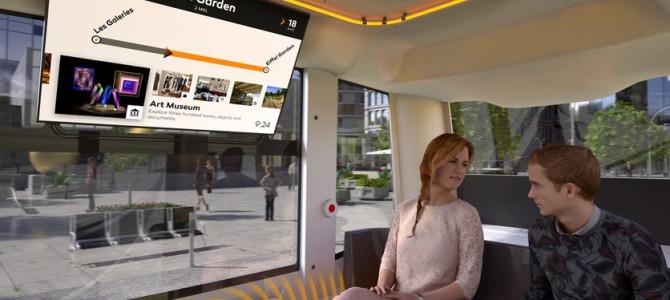 【話題・自動運転】コンチネンタル、自動運転シャトルの予約システム発表へ…CES 2020