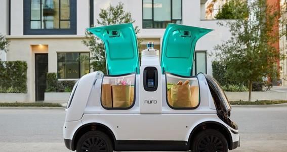 【話題・自動運転】米連邦政府、完全無人の自動運転車両の公道利用を初めて承認