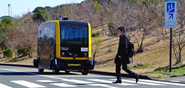【話題・自動運転】静岡県など、公道で自動運転の実証実験