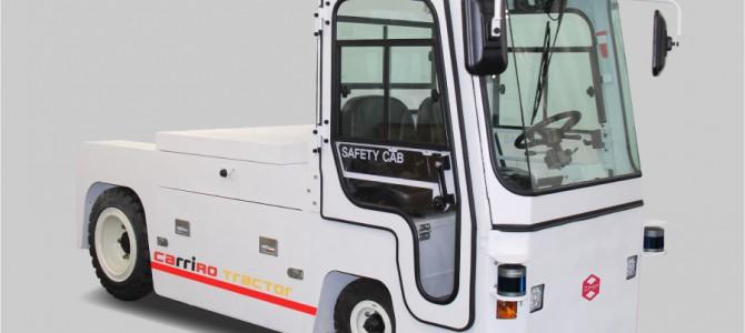 【話題・自動運転】ZMP、貨物けん引車の自動運転最新モデル