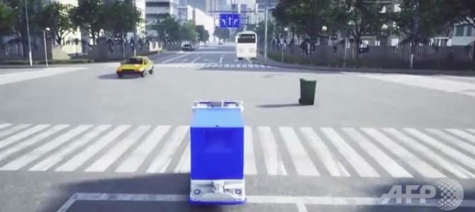 【新技術・自動運転】アリババ、自動運転車用「仮想+現実」シミュレーションツール開発