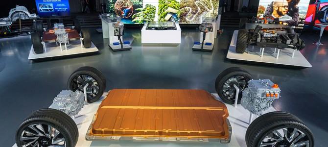【話題・企業】米ゼネラルモーターズ(GM)が次世代電気自動車(EV)用プラットフォームを発表