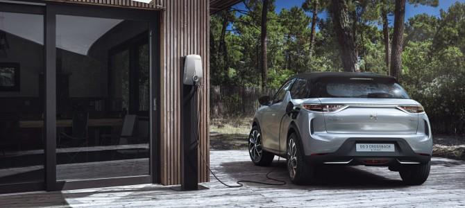 【話題・新製品】電気自動車SUV『DS 3 クロスバックE-TENSE』の日本導入が発表
