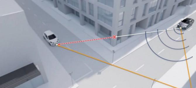 【新技術・自動運転】米プリンストン大学、自動運転車向けに交差点付近の危険を察知するレーダーシステムを開発