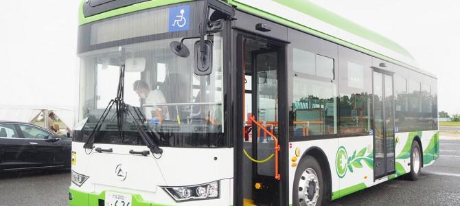 【話題】日本で電気自動車が普及しない本当の理由…中国企業がバス&タクシー市場に本格参入か