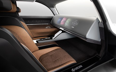 【話題・自動運転】車の前方映像 映し出す技術開発