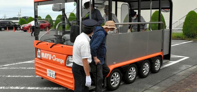 【話題・自動運転】高齢者の「足」確保へ 自動運転バス・次世代モビリティ