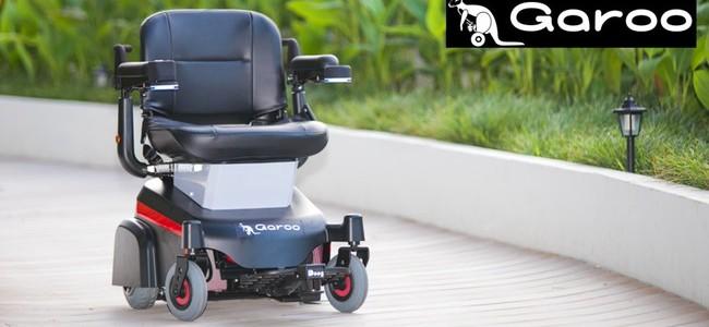 【告知・自動運転】Doog、自動運転車椅子【ガルー】が高齢者福祉業界にて実証を経て本採用