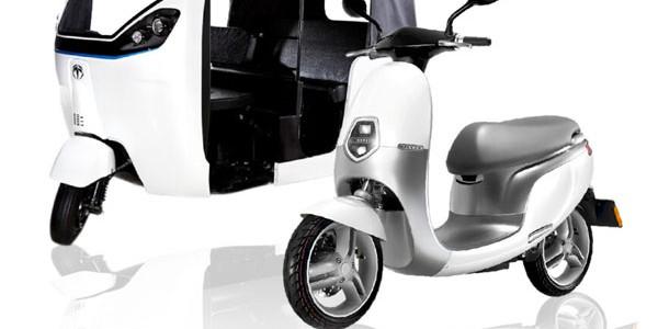 【話題・海外】急速にEV(電気自動車)化が進むインド~モディ政権のEV推進で3輪、2輪が先行
