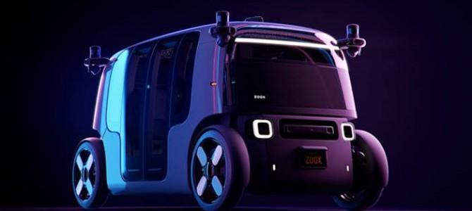 【話題・自動運転】自律走行モビリティカンパニーZooxがNVIDIAの技術を搭載した専用ロボタクシーを公開