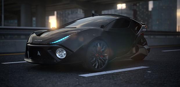 【話題・海外】スタイリッシュな3輪の小型電気自動車——カナダのDaymakが開発する「Spiritus」
