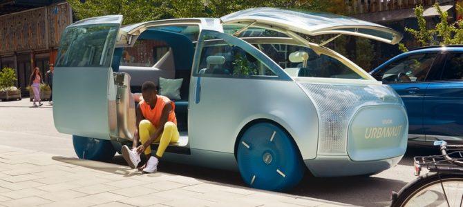 【話題・未来】MINIのミニバンコンセプト、仮想から実車に 7月1日発表