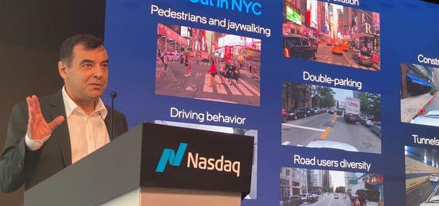 【話題・自動運転】モービルアイ、NY市で自動運転検証