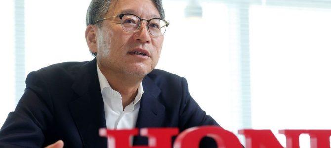 【話題・企業】ホンダ、新社長が明かす「脱エンジン」の真意