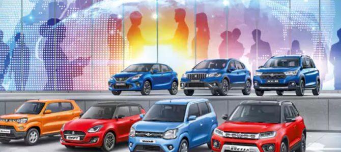 【話題・企業】スズキが5割の高シェア維持へ。インドで低価格EV投入