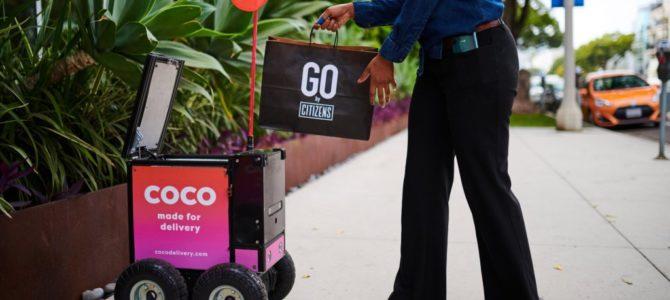 【自動運転・海外】ロボット配達スタートアップCocoが年内に従業員数と事業展開地域の拡大を計画
