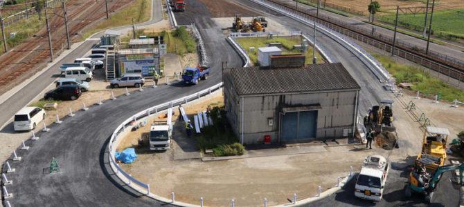 【話題・自動運転】JR西日本とソフトバンク、自動運転BRT専用テストコースで「自動運転・隊列走行 BRT」実証実験開始
