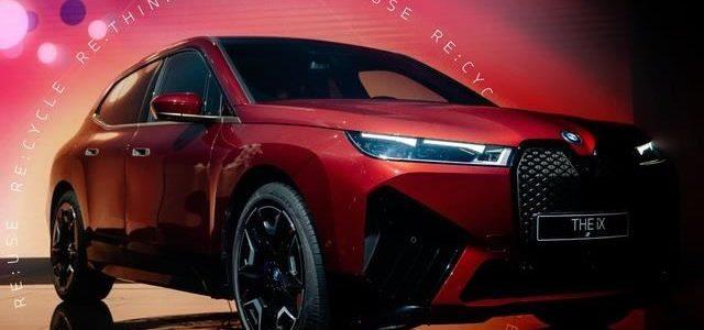 【話題・次世代モビリティ】BMW、新世代の「iDrive」を新型電気自動車「iX」に搭載