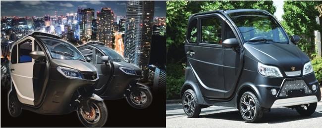 【話題】リンクトラスト・ペイ株式会社は、中国製小型電気自動車(EV)の販売・・・