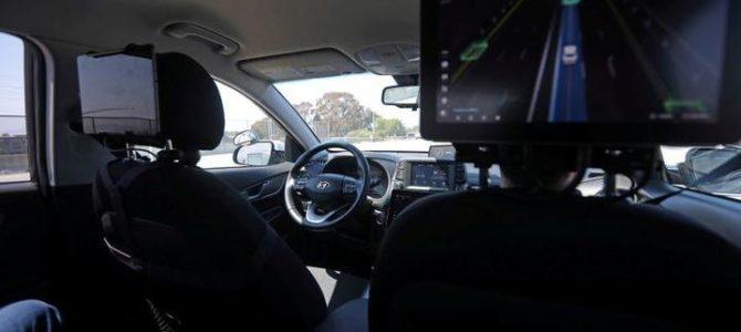 【話題・自動運転】自動運転車の最新装備は「人」 スタートアップ各社が妥協路線を選択
