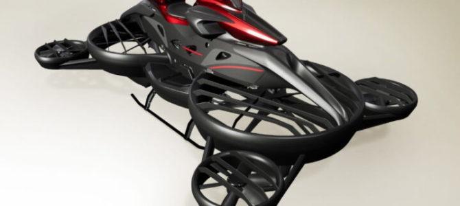 【話題・次世代モビリティ】空を走る!世界初実用型ホバーバイク「XTURISMO」とは?